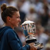 La tercera fue la vencida para Simona Halep en el Roland Garros