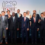 """El G7 acuerda defender """"reglas comerciales colectivas"""""""