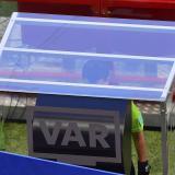 El VAR fue protagonista en la victoria 2-1 de Francia sobre Australia