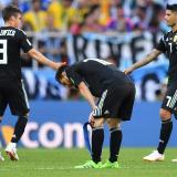 Argentina 1, Islandia 1: la 'Albiceleste' se enreda en su debut en Rusia 2018
