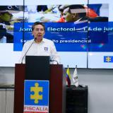 Fiscalía reporta cinco capturas por delitos electorales en jornada electoral