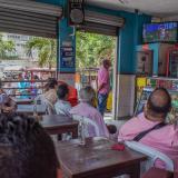 Tribunas en Barranquilla para la afición mundialista