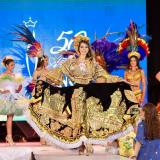 Jessica Arenas, de Santander, se llevó el premio del mejor traje de fantasía.