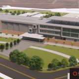 Diseño de la sede de la Universidad del Atlántico en Sabanalarga.