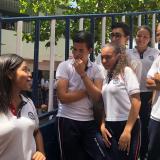 Estudiante de colegio distrital viaja al programa 'Jóvenes Embajadores' en EEUU