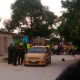 Pasajero asesina a taxista en carrera hacia Ciudad Modesto