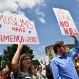 Trump recibe aval de Corte Suprema para bloquear entrada de ciudadanos de seis países
