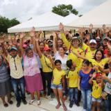 Entregan 240 viviendas gratuitas en Sampués, Sucre