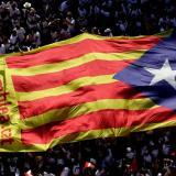 Seis independentistas detenidos serán trasladados a Cataluña