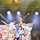 Nueva Reina Internacional del Folclor 2018 es samaria