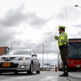 36 personas muertas en accidentes de tránsito en puente festivo en Colombia