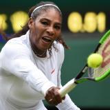 Serena Williams avanza sin complicaciones a tercera ronda en Wimbledon