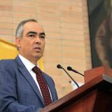 Alto Comisionado para la Paz, Rodrigo Rivera.