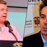 Los polémicos audios de Roberto Prieto con el presidente Santos