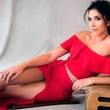 Daniela Ospina, modelo colombiana.