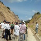 Mintransporte inspecciona obras viales en Sincelejo