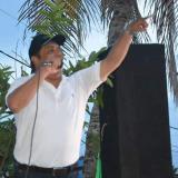 Juan Hernández, exalcalde de La Jagua, fallecido en accidente de tránsito.