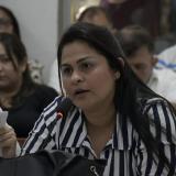 Por recurso de recusación de la defensa de Dayana Jassir, juez suspende audiencia preparatoria