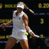 Kerber clasifica y jugará la final de Wimbledon