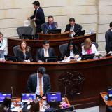 Plenaria del Senado realiza debate sobre la reglamentación de la JEP.