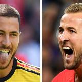 Inglaterra vs. Bélgica: por el premio de consuelo