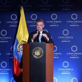 Santos pide más apoyo económico de EEUU para lucha antidrogas
