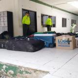 Recuperan maletas de deportistas de los Centroamericanos que habían desaparecido