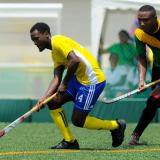 Trinidad y Tobago vence a Cuba en hockey masculino