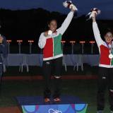 México, oro y bronce en el pentatlón femenino