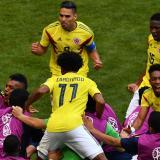 En video | Gol de Juan Fernando Quintero ante Japón, segundo mejor de Rusia 2018