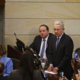 Caso Uribe sí tiene que ver con su papel como senador: Alirio Uribe