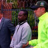 Alias Cherry fue trasladado a la cárcel La Picota.