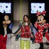 La diseñadora caleña, Isabel Caviedes realizó la colección en homenaje a los 90 años de Mickey Mouse.