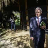 Uribe recusa a la sala de la Corte  que lo investiga