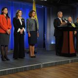 Duque nombra a Eduardo González como gerente para la reconstrucción de Mocoa