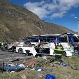 Inseguridad en las vías, una epidemia de muerte en Ecuador