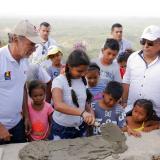 Empieza modernización del parque Mirador de Tubará