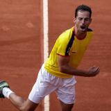 Colombia debuta en el grupo mundial de la Copa Davis