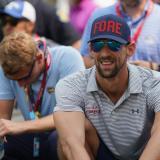 """""""Salvar una vida es más importante que una medalla de oro"""": Phelps"""