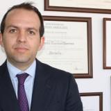 Ernesto Lucena Barrero, abogado de la Universidad Sergio Arboleda.
