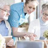 Alzheimer: un examen de la vista podría predecir la enfermerdad