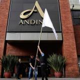 Fiscalía investigará decisión de libertad a implicados en atentado a Andino