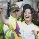 """""""La gente salió a votar sola y por sus convicciones"""": Angélica Lozano"""