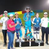 Sofía Arrieta continúa coleccionando trofeos