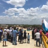 Inauguran el puente de Pancho que los guajiros esperaron 165 años