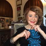 Delia Fiallo, cubana de 94 años, es considerada 'La Madre de la telenovela'.