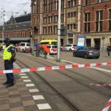 Ataque con cuchillo en estación de tren de Ámsterdam deja dos heridos