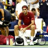 Djokovic y el mundo esperaban a Federer, pero Millman lo manda a casa