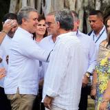 """Presidente Duque expresa su """"voluntad y apoyo"""" a la Ley de Regiones"""