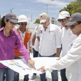 En Candelaria ejecutan obras por más de $60 mil millones